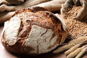 Brot mit Aehre